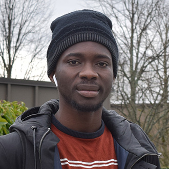 Ibrahima S., Associate of Science, Computer Science