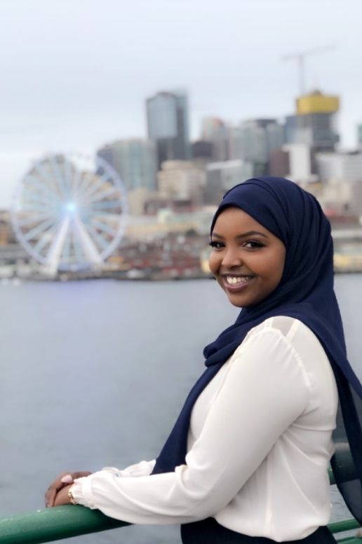 South Seattle Student Association Asma Jama