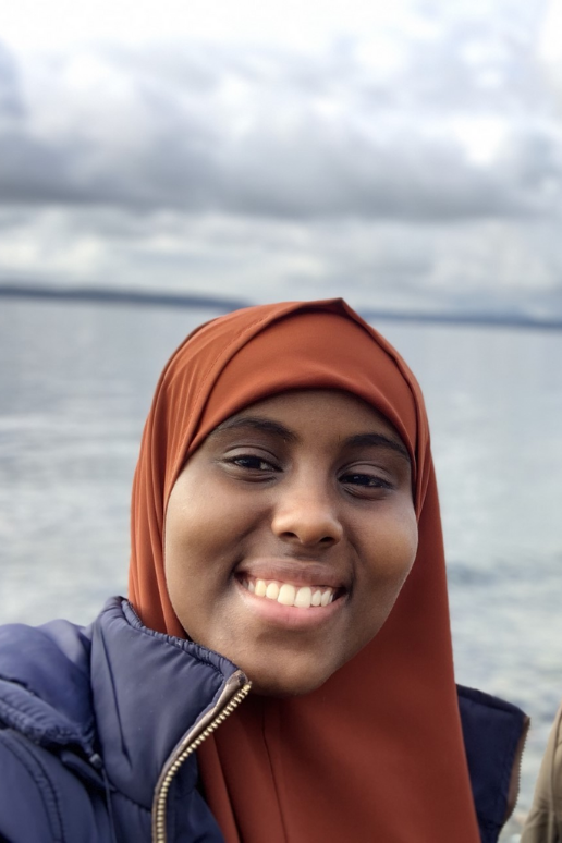 South Seattle Student Association Najma Mohamed