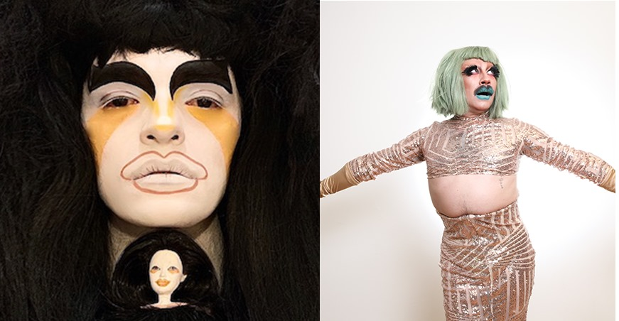 Butylene & One: Seattle-based Latinx drag performers