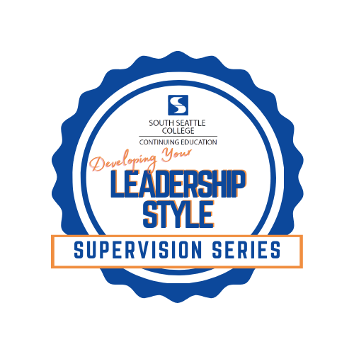 Supervision Series Developing Your Leadership Style